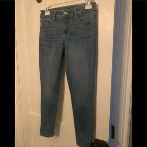 American Eagle Size 4 X-Short Jegging